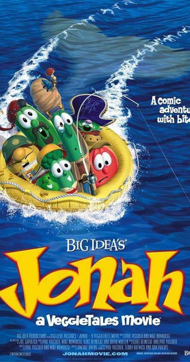 Veggietales The Star Of Christmas Vhs Jonah: A VeggieTales M...