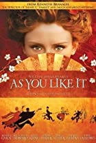 As You Like It (2006) Poster