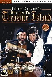 Treasure Island Poster