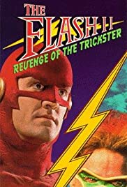 The Flash II: Revenge of the Trickster Poster