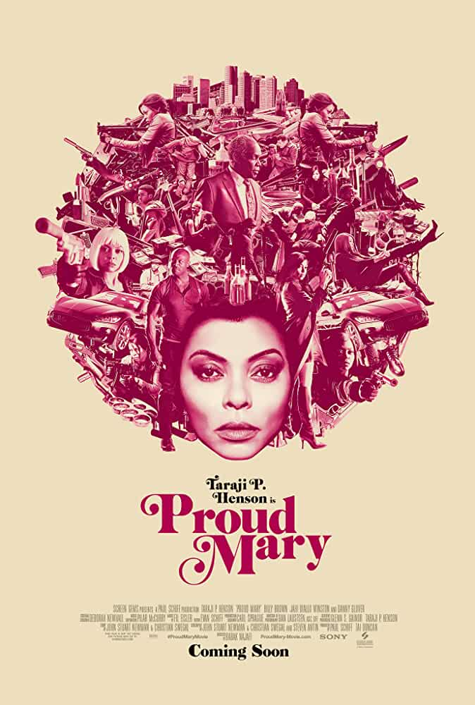 Proud Mary (2018) English Movie 720p BluRay Online Free Download