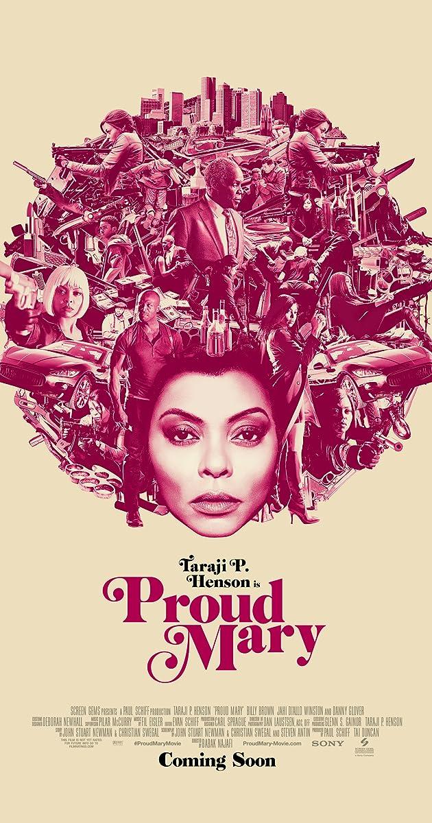 Ambicingoji Meri / Proud Mary (2018) online