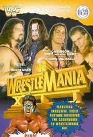 WrestleMania XII(1996) Poster - TV Show Forum, Cast, Reviews