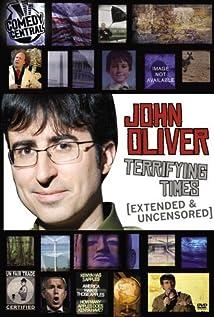 John Oliver Imdb
