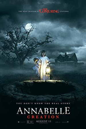 Annabelle: Creation Poster