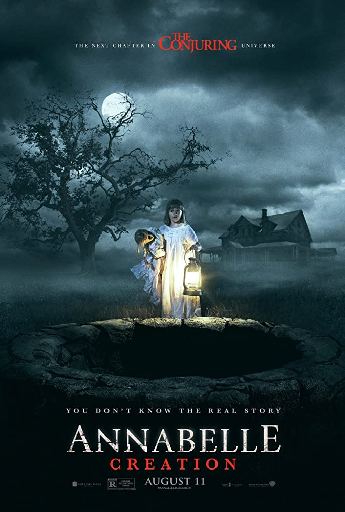 Annabelle 2: Creation (2017) Hindi Dubbed Movie HDRip x264 AAC by Full4movies