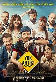 Yok Artik(2015) Poster - Movie Forum, Cast, Reviews