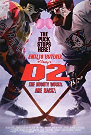 D2: The Mighty Ducks Poster