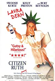 Citizen Ruth Poster