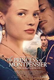 La princesse de Montpensier Poster