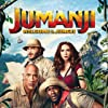 Jack Black, Kevin Hart, Dwayne Johnson, and Karen Gillan in Jumanji: Welcome to the Jungle (2017)