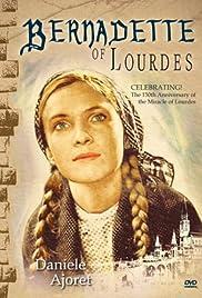 Bernadette of Lourdes Poster