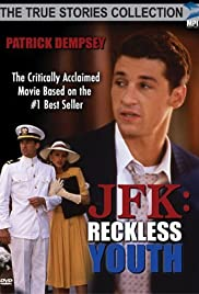 J.F.K.: Reckless Youth Poster