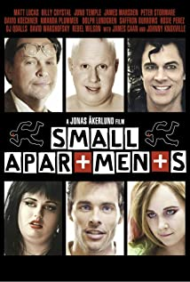 The Little Apartment movie