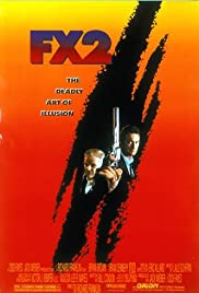F/X2 Poster