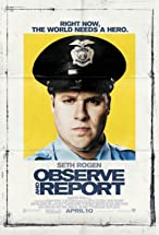Primary image for Observe and Report