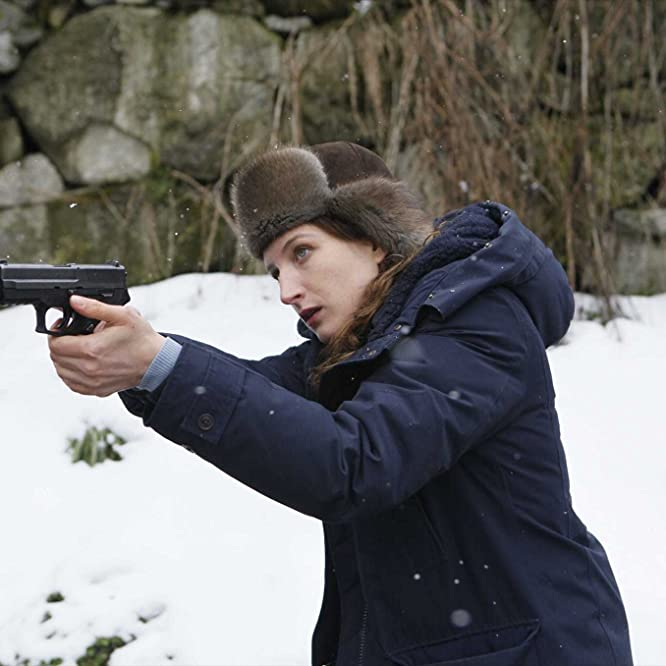Julia Piaton in Glacé (2016)