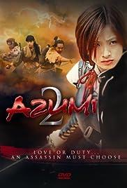 Azumi 2: Death or Love Poster