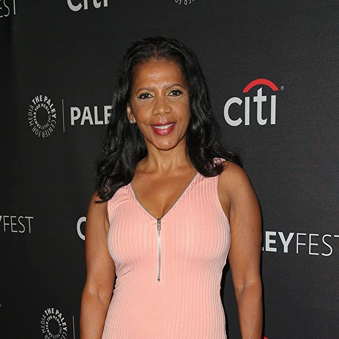 Penny Johnson Jerald at an event for The Orville (2017)