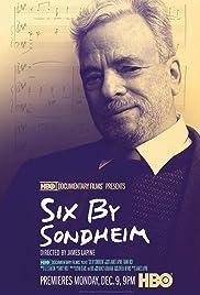 Six by Sondheim Poster