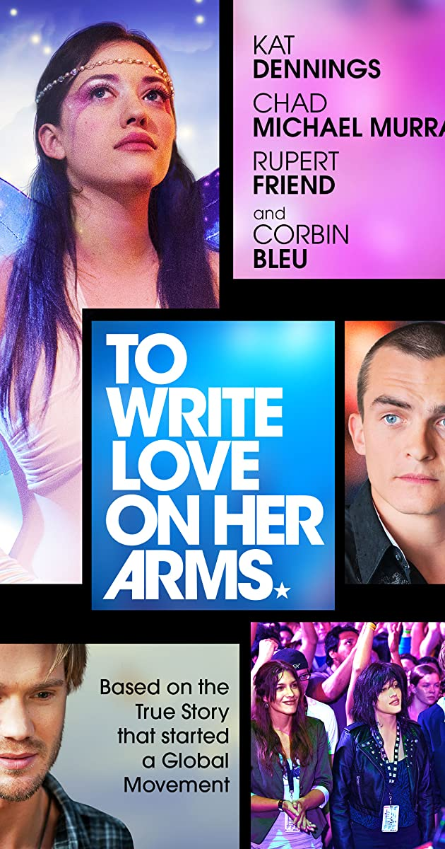 to write love on her arms stream