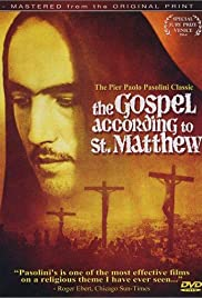 The Gospel According to St. Matthew(1964) Poster - Movie Forum, Cast, Reviews