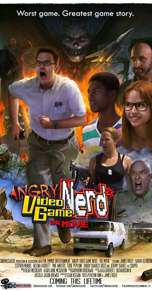 angry video game nerd the movie stream