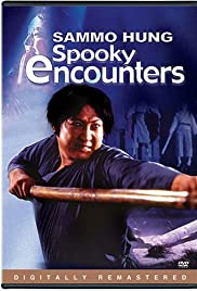 Spooky Encounters Poster