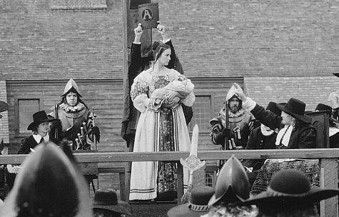Ignominy in the puritan community essay