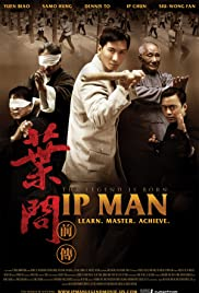 The Legend Is Born: Ip Man Poster