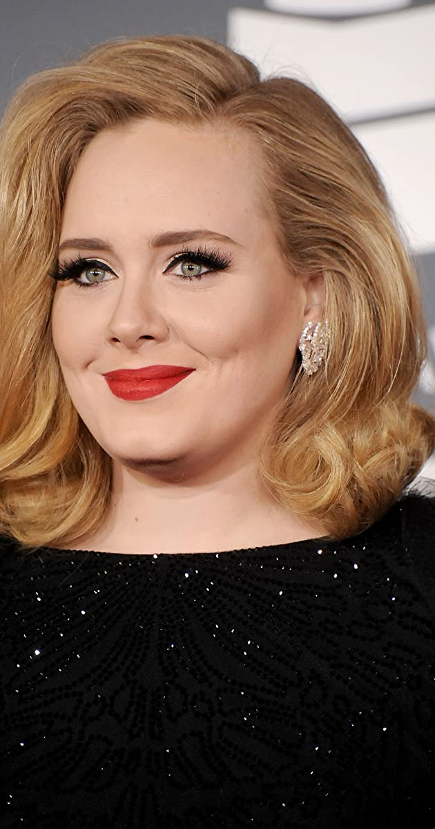 Adele Sexy Nature Wavy Human Hair Lace Front Women Wig 14 ...  |Adele