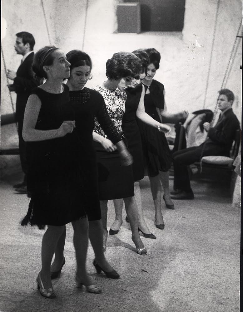 Anna Canzi in I fidanzati (1963)