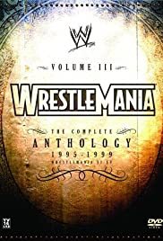 WWE WrestleMania: The Complete Anthology, Vol. 3 Poster