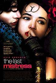The Last Mistress Poster