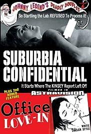 Suburbia Confidential Poster