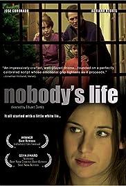 La vida de nadie Poster