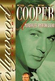 Gary Cooper: American Life, American Legend Poster