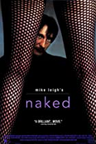 Naked (1993) Poster