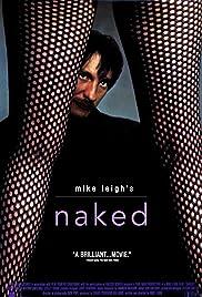 Naked Poster