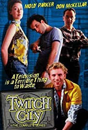 Twitch City Poster