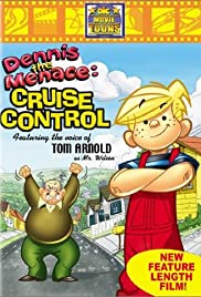 Dennis the Menace in Cruise Control Poster