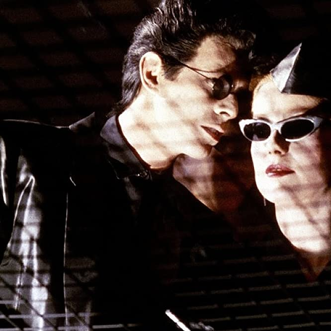 David Bowie and Catherine Deneuve in The Hunger (1983)