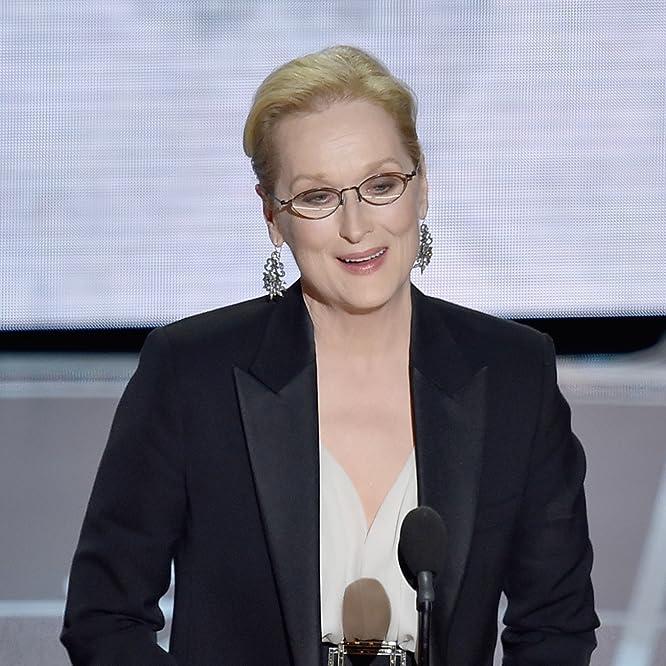 Meryl Streep at an event for The Oscars (2015)