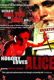 Nobody Loves Alice Poster