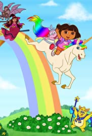 Dora's Big Birthday Adventure Poster