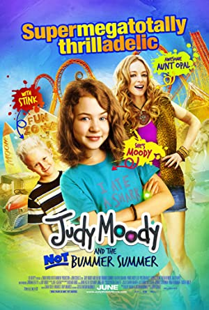 Movie Judy Moody and the Not Bummer Summer (2011)