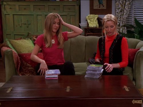 Quot Friends Quot The One With The Apothecary Table Tv Episode