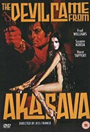 Der Teufel kam aus Akasava Poster