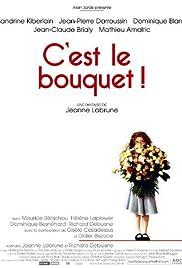 C'est le bouquet! Poster