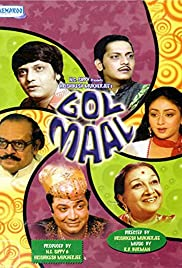 Gol Maal Poster